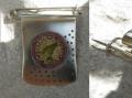 silver brooch 187