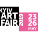 Зелена канапа на Kyiv Art Fair 2019