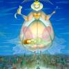 """""""Повернення додому"""" персональна виставка Валерії Соколової.15.01 – 3.02.2013"""