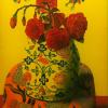 Анна Атоян «Тихе життя». Живопис на шовку. 13 січня – 1 лютого 2015