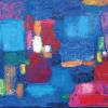 «Кобальтовий вітер». Виставка живопису Ігора Бадяка. 12 березня – 7 квітня 2019.