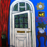 Natalia Bartkiv HOME IS WHERE YOU ARE. Personal exhibition. 12- 31 of August 2014