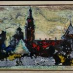 """""""Silhouettes of Lviv"""". Ceramics of Vasyl Bodnarchuk. October, 10 – 29. 2017"""