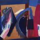 """VOLODYMYR   BOHUSLAVSKYY """"Freedom"""". Painting. 28.08. – 23.09.2018"""