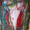 """Wall"" Roman Bonchuk. Painting. 21/07- 9/08/2015"
