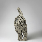 LANGUAGE OF HANDS. Exhibition of paintings and sculptures by Lyudmyla Davydenko. 26.10 – 21.11. 2021