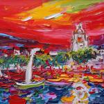 Виставка живопису Михайла Демцю. 9 – 28 серпня 2016