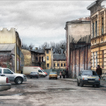 """Another Lviv"". Collective photo exhibition. Alla Simutina, Dina Turuk and Leonid Simutin. July, 14 – 26, 2020"