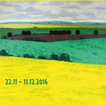 «Так природно». Олеся Казнох. Живопис. 22.11 – 11.12. 2016