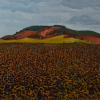 "Olesia Kaznokh. ""Ploughland"". Paintings. June, 5 – July, 1 2018"