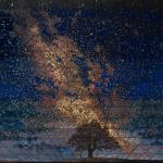 """""""Earth and Sky"""". Oleksiy Koval. Enamels. 15. 01 – 10.02.2019"""