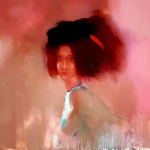 "Nina Reznichenko. ""Illusion"". Painting. 9.04. – 5.05.2019"