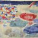 "1-20/07/2014 – Anna Popova ""WHISPERING GRASS"" handmade paper"
