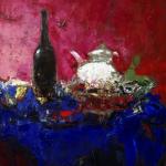 Выставка живописи и рисунка Нины и Сергея Резниченко. 25.11 — 14.12. 2014