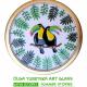 «Летние истории». Выставка художественного стекла Ольги Турецкой. 4 — 30 июня 2019