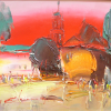"Personal exhibition by Igor Yevsin ""Trip a city"" 28.08 – 16.09.2012"